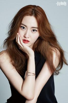 Haeryung BESTie The Celebrity February 2016