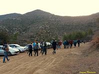 """Inici de la caminada per sota l'Obaga de Malagarriga. Autor: Francesc """"Caminaire"""""""