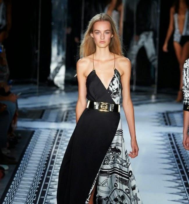Versus Versace Spring 2015 Fashion Show