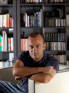 Libros en el petate encuentro con salvador navarro autor for Salvador navarro