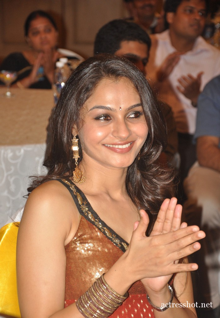 , Actress Andrea Jeremiah Latest Hot Pics At Event