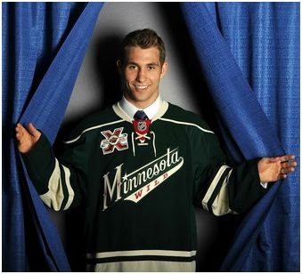 WCHA: Jason Zucker Credits Roller Hockey For Skills