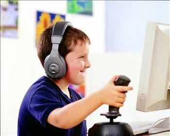 Video Oyunlar Çocuklara İyi Geliyor