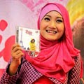 "Foto: Fatin Launching Album Perdana ""For You"""