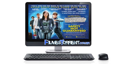Baixar Filme Sem+Seguranca+Nenhuma+(Safety+Not+Guaranteed) Sem Seguranca Nenhuma (Safety Not Guaranteed) (2013) BDRip XviD Dual Audio
