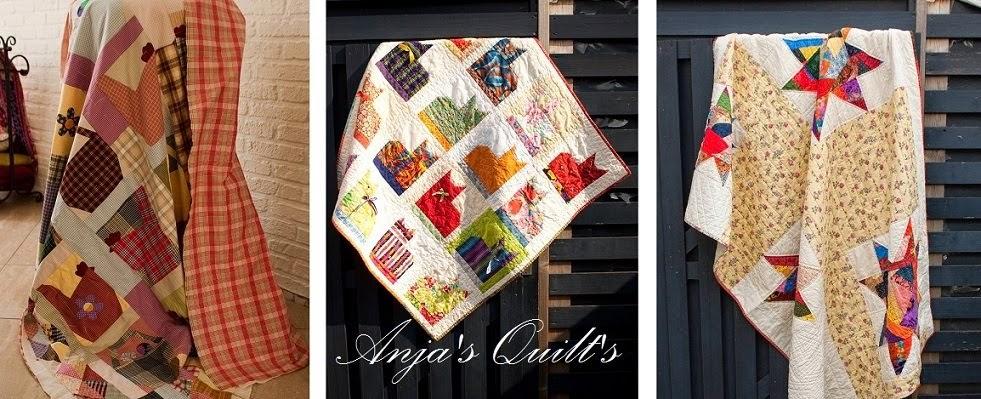 Anja's Quilt's