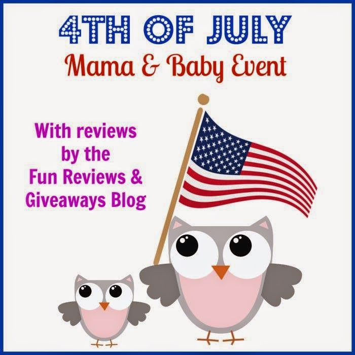 4th of July Mama & Baby Reviews Event