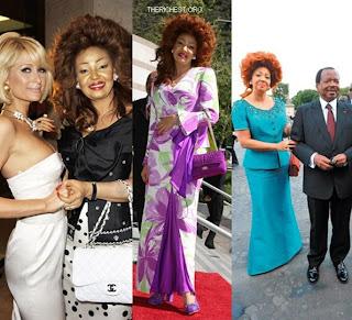 7 Inilah 7 Ibu Negara Paling Cantik di Tahun 2011