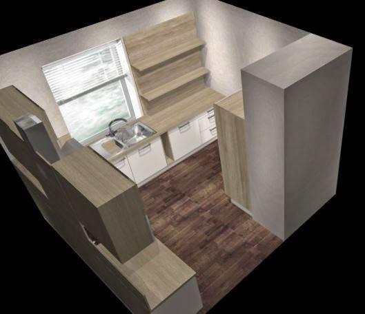 unsere stadtvilla 2 und 3 termin k chenplanung. Black Bedroom Furniture Sets. Home Design Ideas