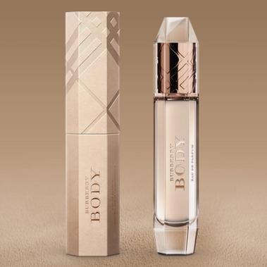 Burberry Body nuevo perfume para mujer de Burberry