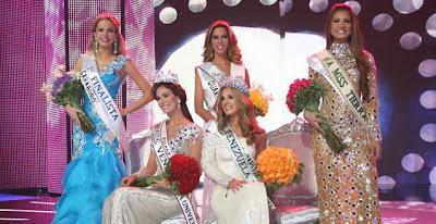 miss venezuela 2011 semifinalists,gabriella ferrari,miss world venezuela 2011