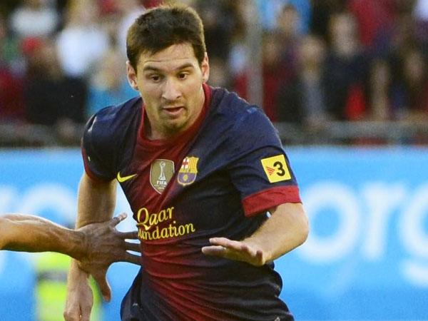 Once Iniciales Osasuna Vs FC Barcelona Liga BBVA