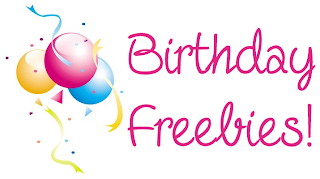 Birthday Freebies and Deals