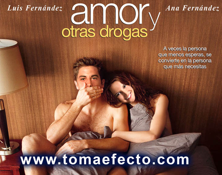 Series - TOMAEFECTO: Ana Fernandez y Luis Fernandez Sandra y Culebra ...