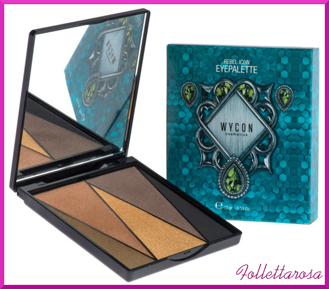 palette rebel icon wycon autunno 2015