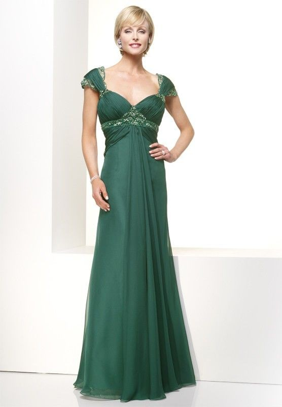 Mother Of The Bride Green Dresses 31