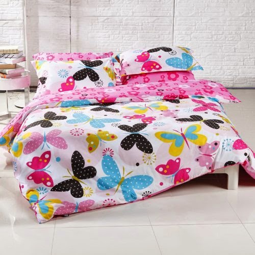 Bedroom Decor Ideas And Designs: Top Ten Butterfly Themed