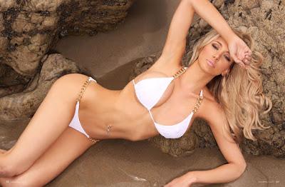 Dalia Elliot sexy bikini photoshoot for Maxim South Africa July 2015