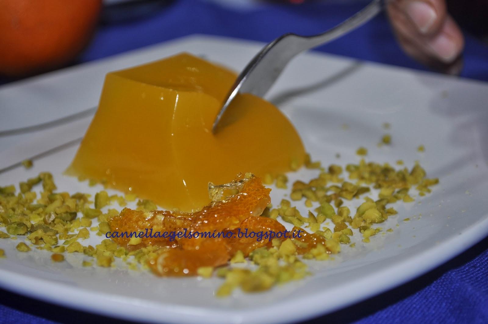 gel al mandarino