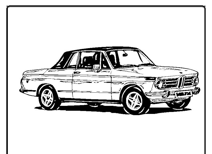 Box Car Coloring Pages