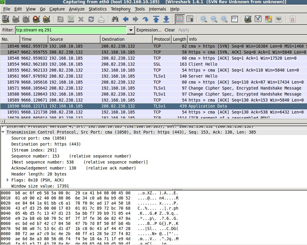 Andre M Dimino Sempersecurus Decoding Malware Ssl Using Burp Proxy