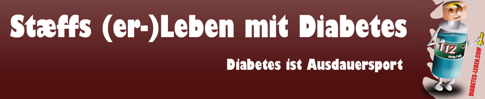 Stæffs (er-)Leben mit Diabetes