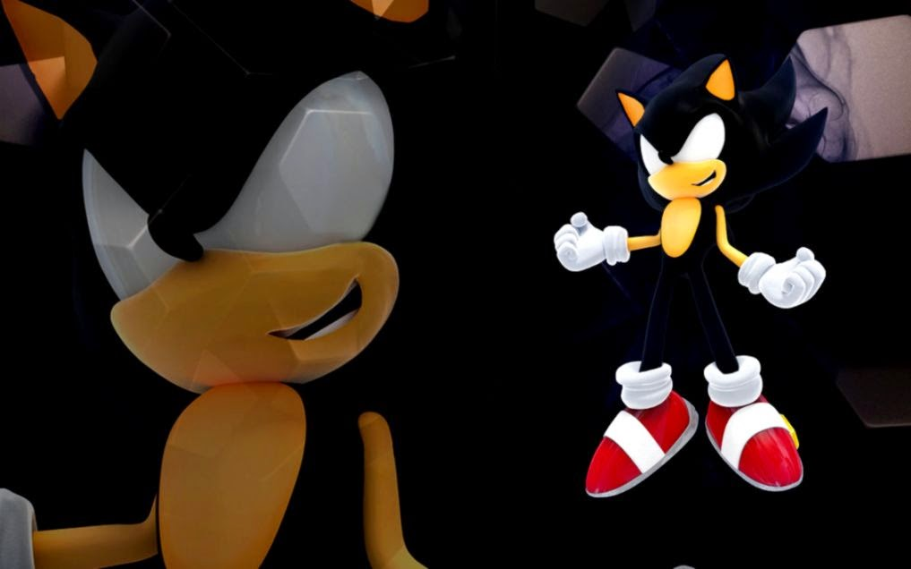 Dark Sonic Wallpaper Cool Hd Wallpapers