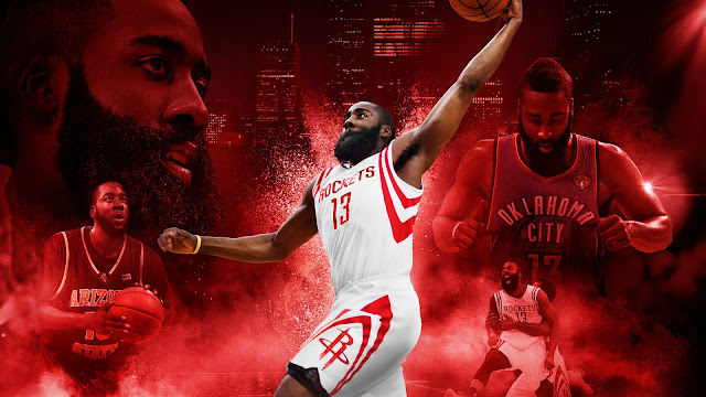 James Harden Cover