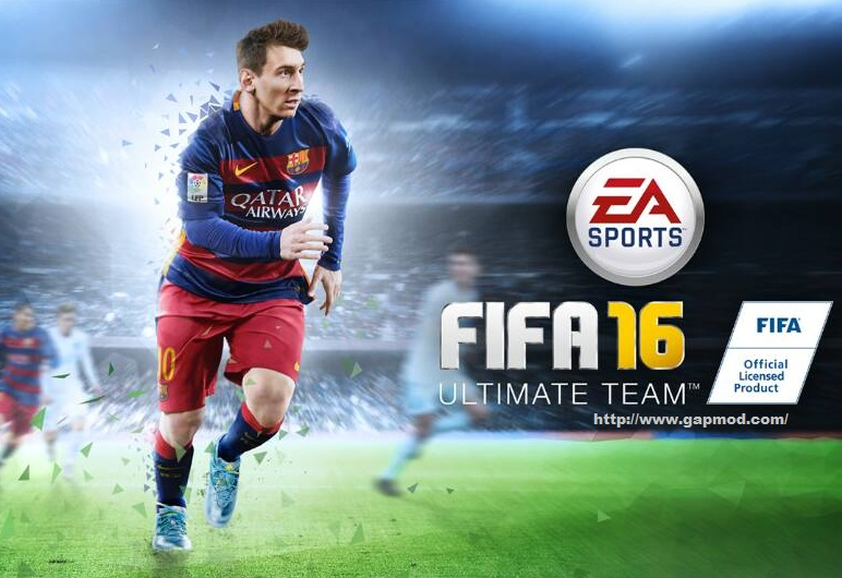 Download FIFA 16 Ultimate Team v2.0 Apk data Android