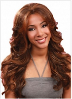 Bobbi Boss Synthetic Lace Front Wig Pearl MLF-14