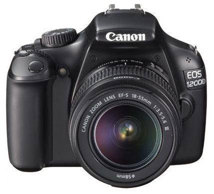 Harga Canon EOS 1200D
