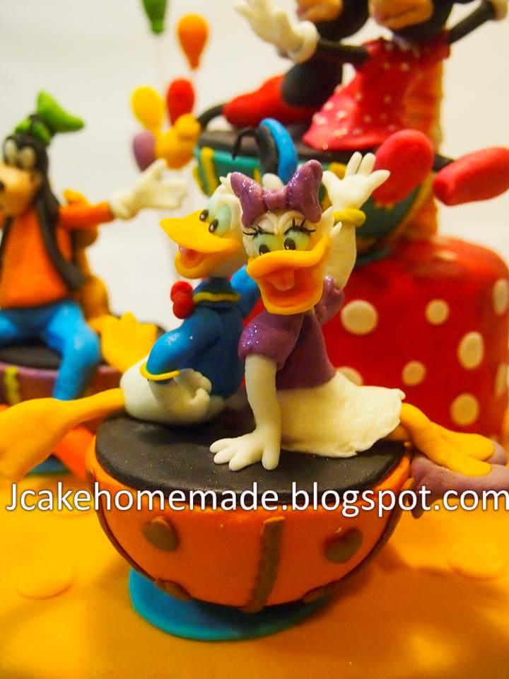 Piglet Cake Happy Birthday Serene