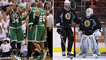 Basketball, Ice Hockey