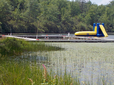 Girl Scout Camp Mosey Wood the Poconos
