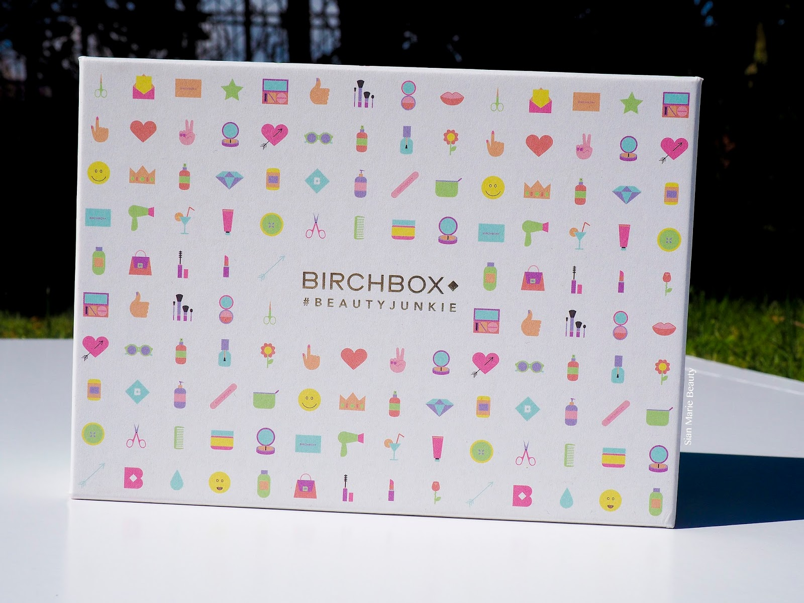 BirchBox August 2015 #BeautyJunkie - Sian Marie Beauty