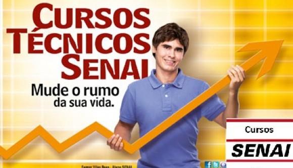 CURSOS SENAI RS 2014