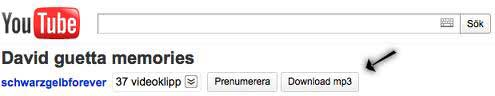 Youtube para MP3