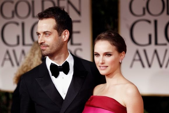 Natalie Portman for her husband moved to Paris