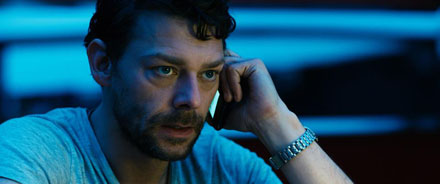 Pusher Richard Coyle Frank