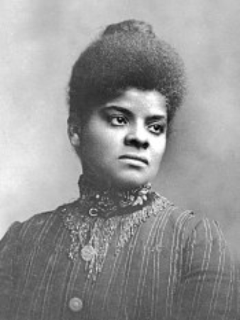 the early influences of ida wells barnett Activist and writer ida b wells-barnett first became prominent in the 1890s because she brought international attention to the lynching of african americans in the south wells was born a slave in holly springs, mississippi, in 1862 at the age of 16, she became primary caregiver to her six .