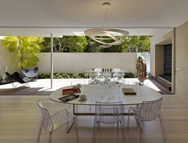 Casas minimalistas y modernas patios modernos y pequenos - Decoracion patios pequenos modernos ...