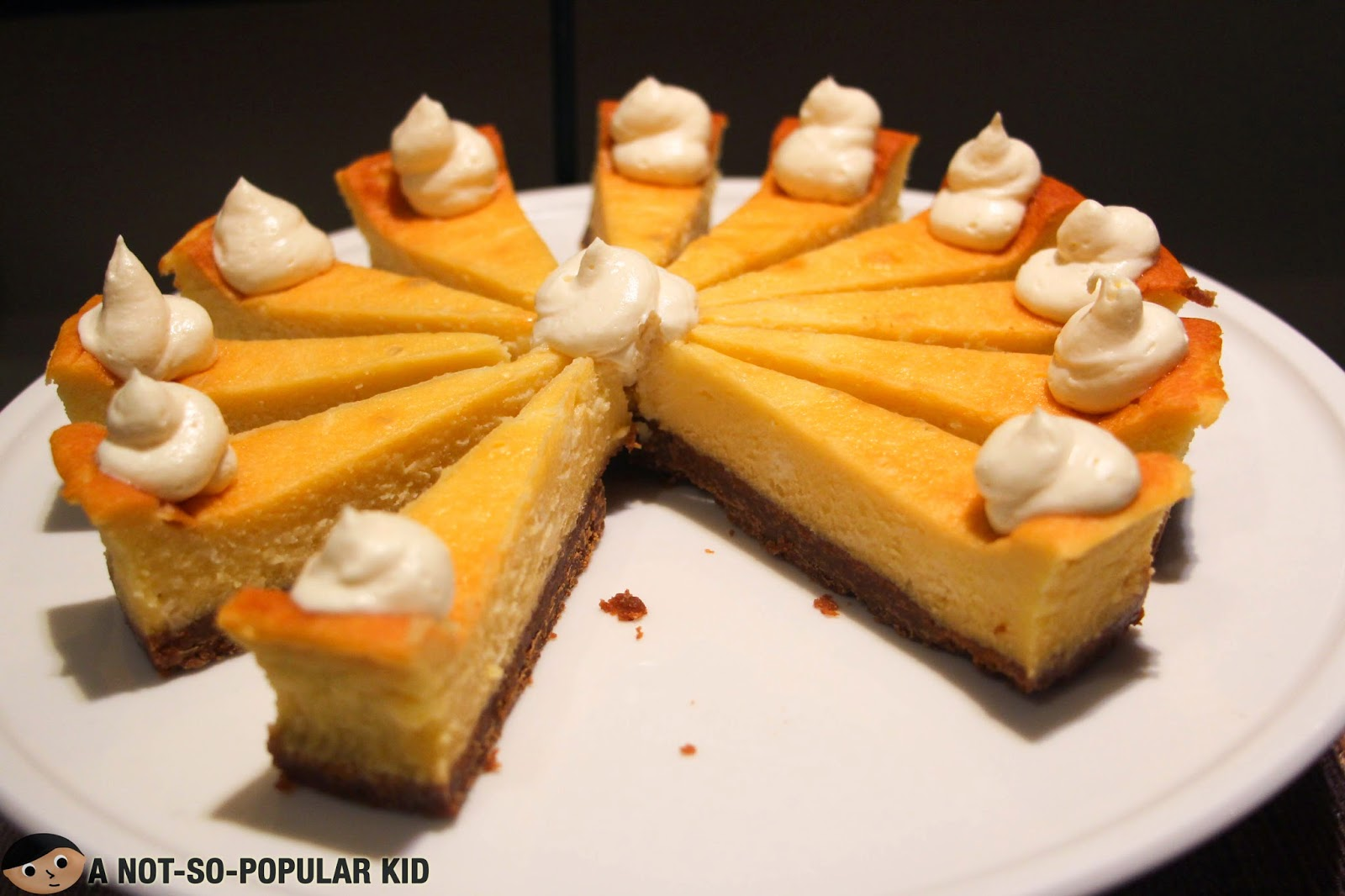 Special Cheesecake and Tart in between of Alba
