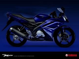 Yamaha YZF R15,saingan berat bagi Honda CBR 150