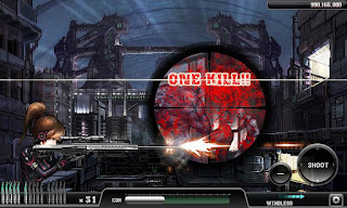 Ghost Sniper : Zombie apk
