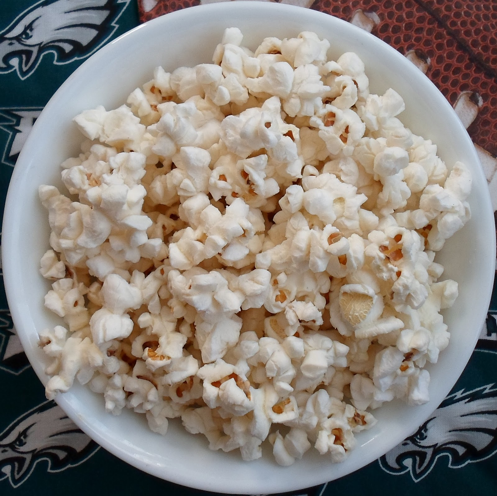 Happier Than A Pig In Mud: Bacon Popcorn
