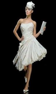 Vestidos de Novia Cortos, parte 2