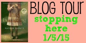 Tuck Everlasting 40th Anniversary Blog Tour
