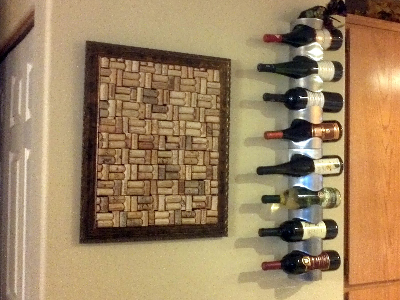 Crafts to do with wine corks - Wine Cork Bath Mat The Original Inventor Blogs On Craftynest Com Click On The Link And You Can Find A How To Tutorial As Well As A Few Updates On How The