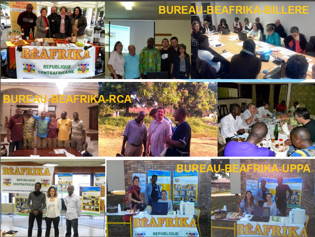 B afrika le bureau et le ca for Le bureau pau