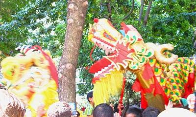 Año Nuevo Chino 2011 Buenos Aires